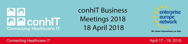conhIT Business Meetings 2018