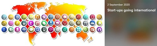 BE Start-ups going international 2020-09-02