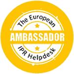 European IPR Helpdesk Ambassador Logo