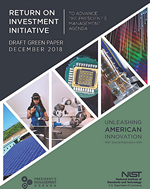 Return on Investment Initiative for Unleashing American Innovation
